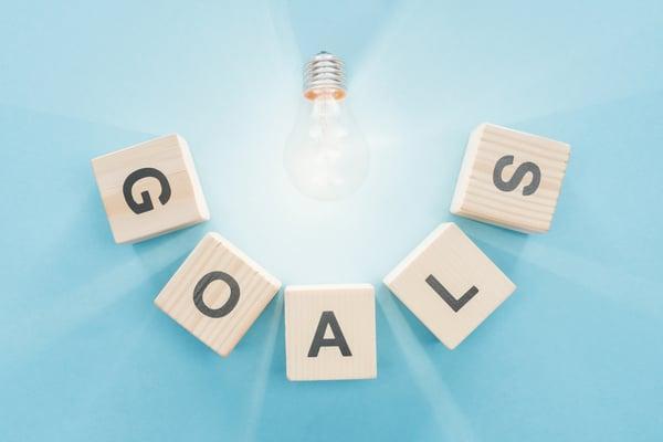 Goals, Registering as a legal entity