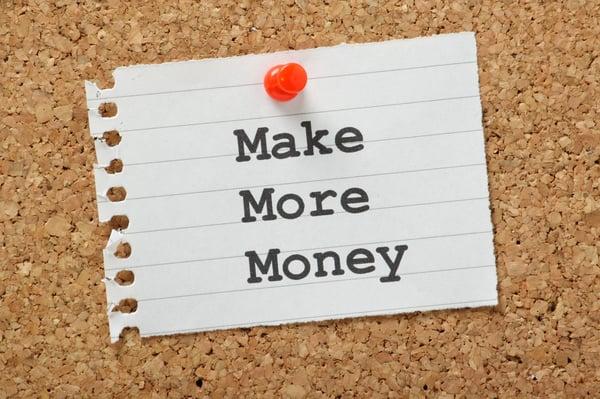 Make More Money, property manager