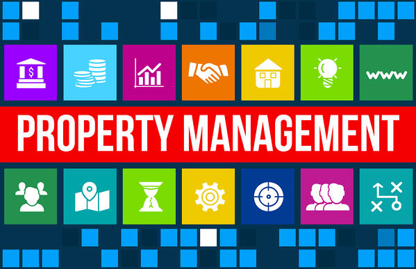 Property management icons Real Property Campanas